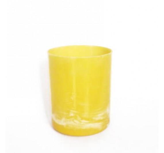 WHITE GOLD - ORO BIANCO  :  campana sonora di cristallo