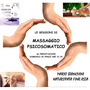 Sessioni di Massaggio Psicosomatico