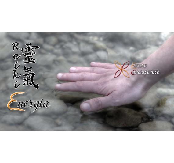 Seminario primo livello Reiki Usui - metodo tradizionale giapponese - Shoden