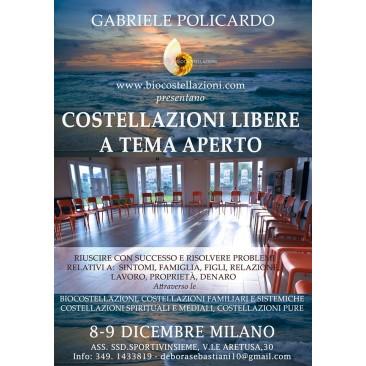 Le radici della vita, seminario di Gabriele Policardo a Milano